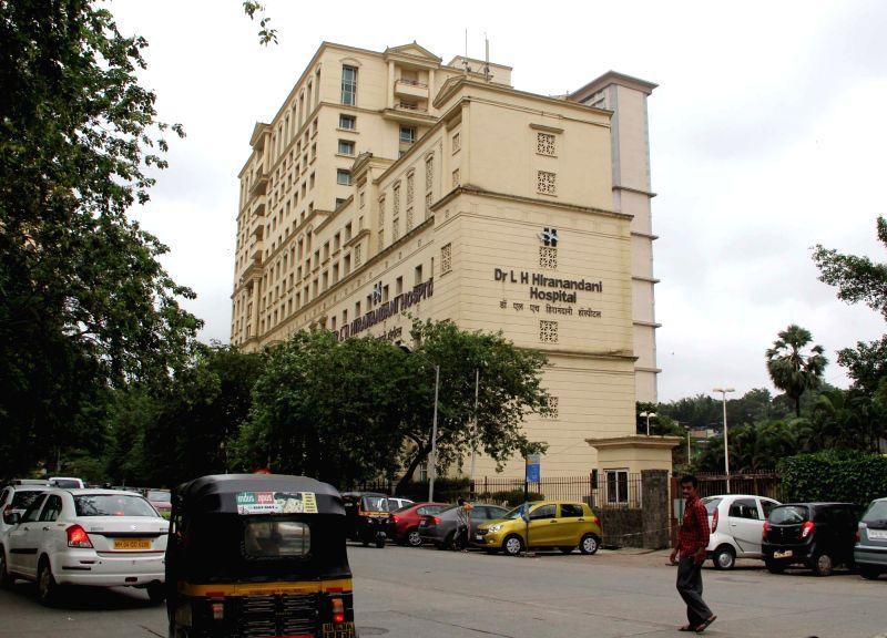 Hiranandani Hospital in Mumbai on Aug 8, 2016. Hospital CEO Sujit Chatterjee, Medical Director Anurag Naik and three other medicos Prakash Shetty, Mukesh Shah and Mukesh Shetye were arrested ... - Sujit Chatterjee, Prakash Shetty and Mukesh Shah