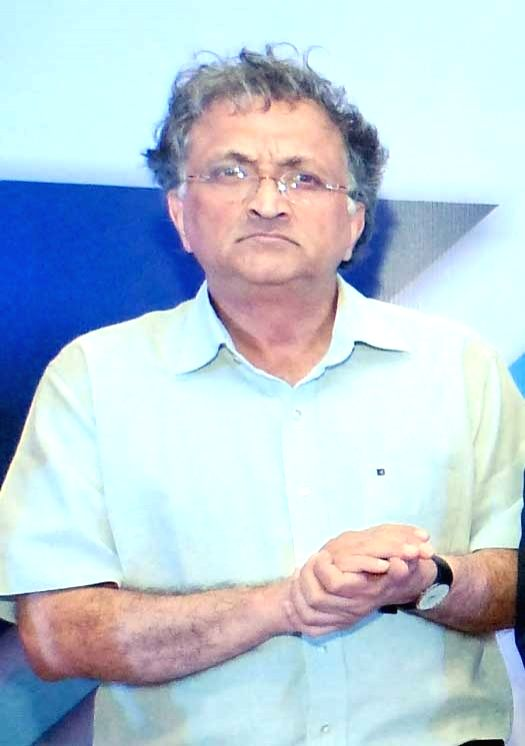 Historian Ramchandra Guha. (File Photo: IANS)