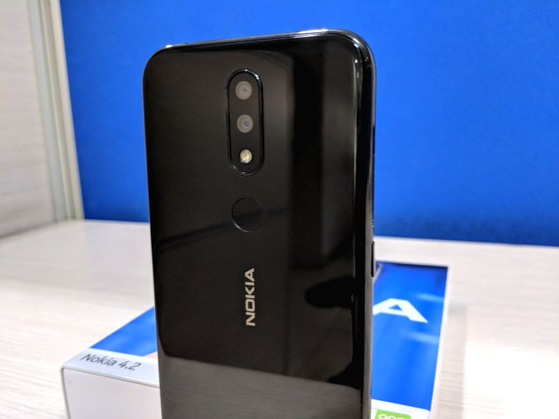 HMD Global, the Finnish company that manufactures the iconic Nokia-branded phones, has unveiled Nokia 4.2 -- its first smartphone of 2019 which is a budget offering with noteworthy features such as a dedicated key to fire up Google Assistant. Priced