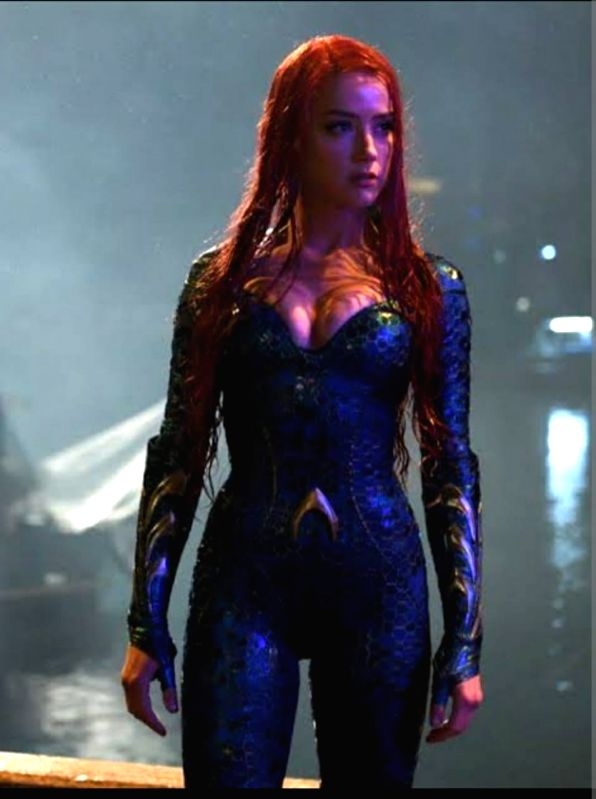 Hollywood actress Amber Heard has not been fired from the upcoming sequel to the superhero film franchise Aquaman, contrary to reports last week that suggested that the 34-year-old star has been sacked from her role.