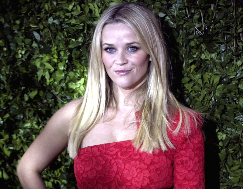 Hollywood actress Reese Witherspoon. (File Photo: IANS)