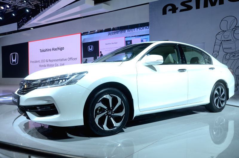 Honda Accord. (File Photo: IANS)