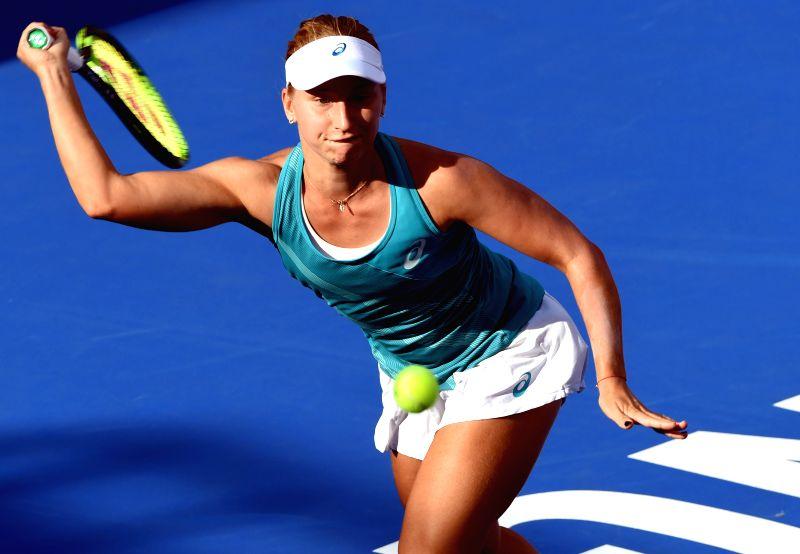 CHINA-HONG KONG-TENNIS-WTA