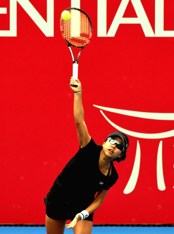 CHINA-HONG KONG-TENNIS-WTA-HONG KONG OPEN