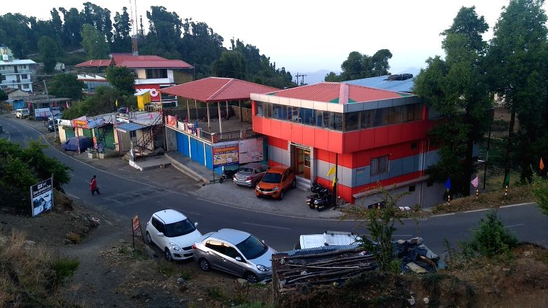 Hotels coming up in Dhanaulti. (Photo: IANS)