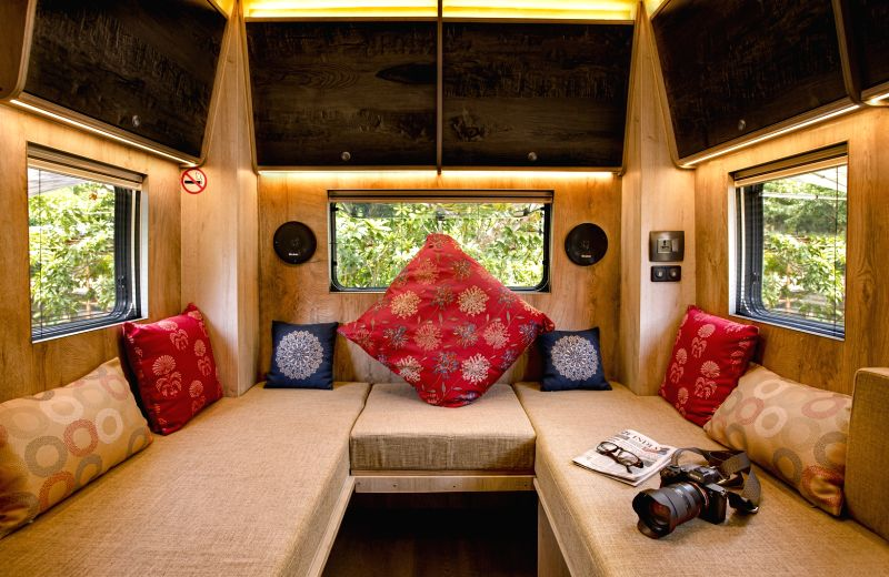 How about spending a vacation on wheels?.