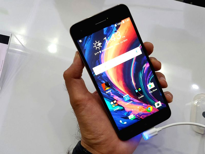 HTC Desire 10 Pro smartphone launched at Rs 26,490 in ...