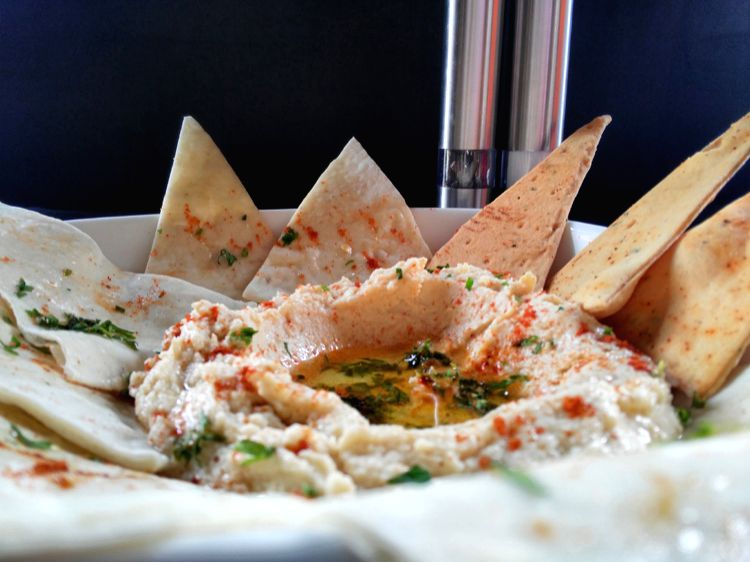Hummus, Pita, Lavash