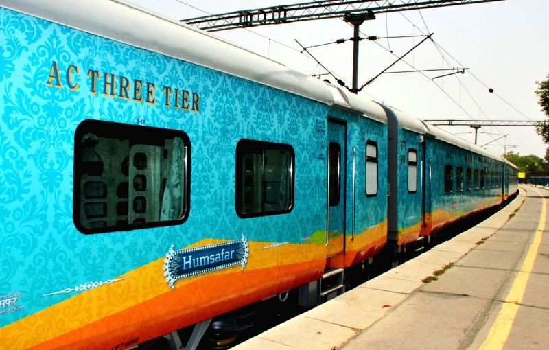 Humsafar Train. (File Photo: IANS)