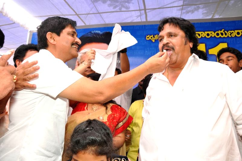 71st Birthday Celebration of Dasari Narayana Rao on 4 May, 2015.
