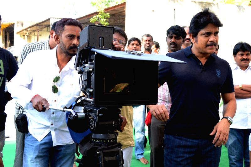 A new film production company Ayaan Creations launched a movie today 15th April at Annapoorna Stuidos in Hyderabad.