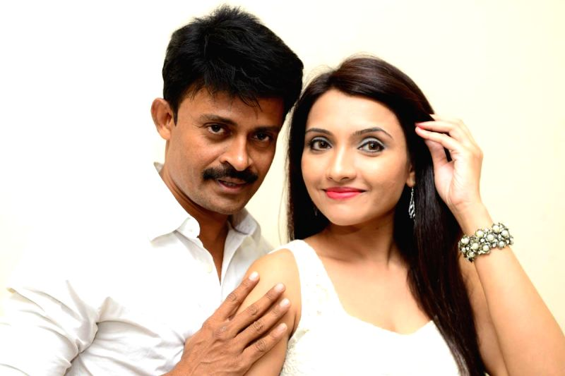 A Shyam Gopal Varma film audio release function held at Prasad Labs in Hyderabad.
