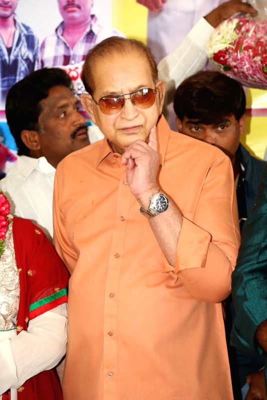 Actor Krishna 50 Years Acting Career Celebrations held in Hyderabad.
