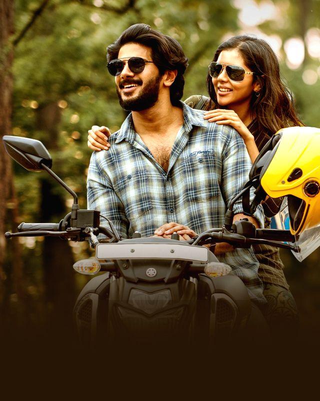 Hyderabad: aha to premiere Dulquer Salmaan, Kalyani Priyadarshan's slice-of-life entertainer Parinayam on September 24th.(Photo: Ramana M/IANS)
