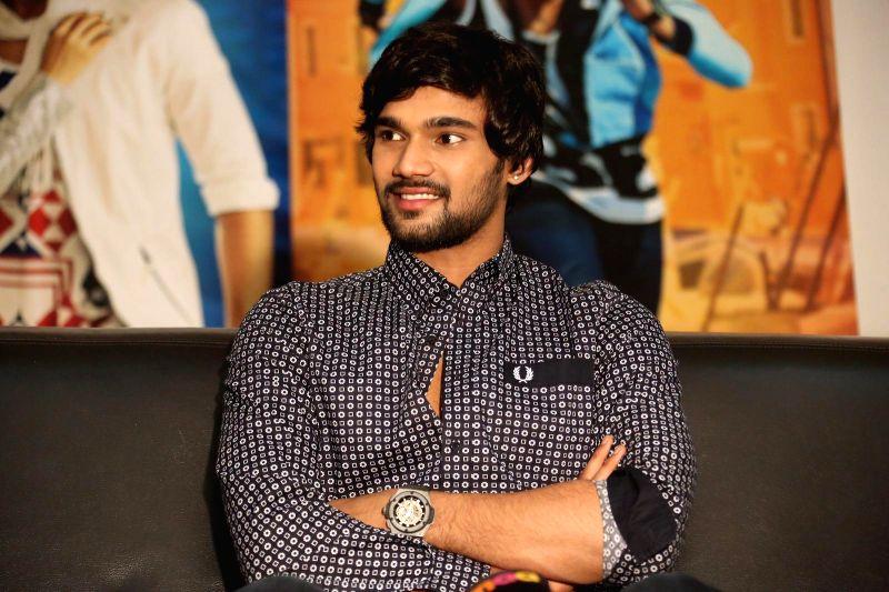 Alludu Srinu film hero Bellamkonda Srinivas celebrating his birthday in this connection he arranged press meet.