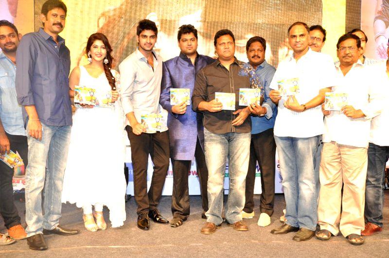 Audi launch of Telugu movie Jaadugaadu.