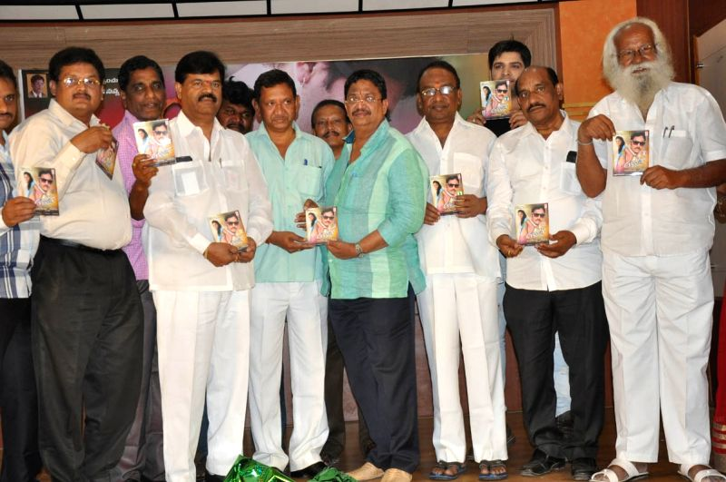 Audio launch of film Omlet at Hyderabad on Sunday (23rd March) .