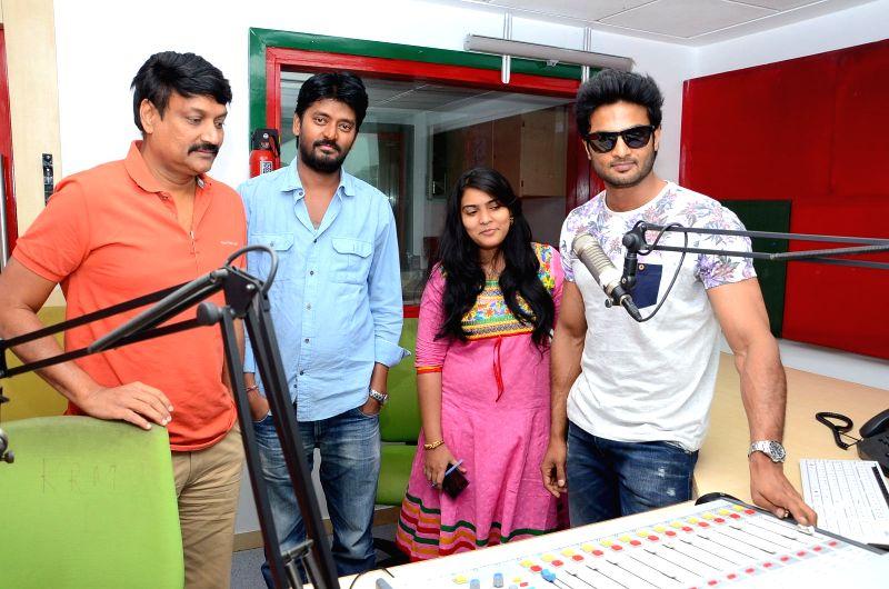 Audio launch of Telugu film `Mosagallaku Mosagadu`.