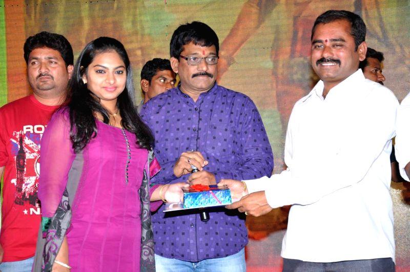 Audio launch of telugu movie The Bells held in Hyderabad on Feb 25, 2015.
