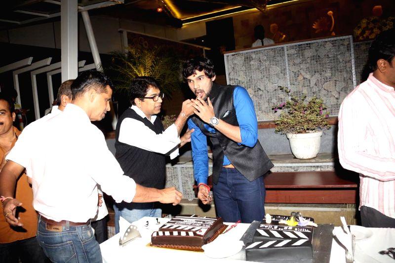 Bellamkonda Srinivas birthday celebration.