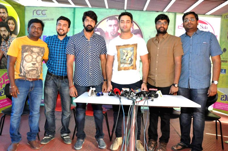 Bham Bholenath Press meet held today (3rd Feb) morning at Hyderabad.