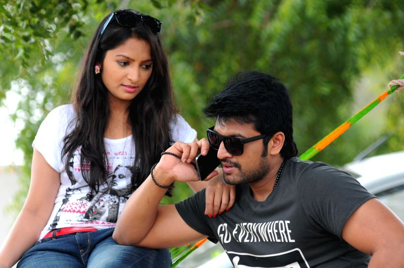 Chimmani Manohar's new film stills