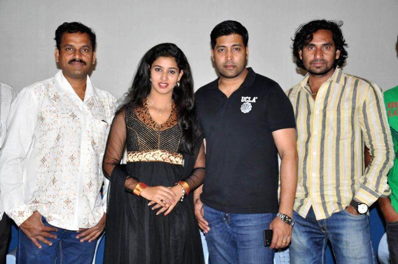 Dongata Press meet held on 09th Mar at Hyderabad.