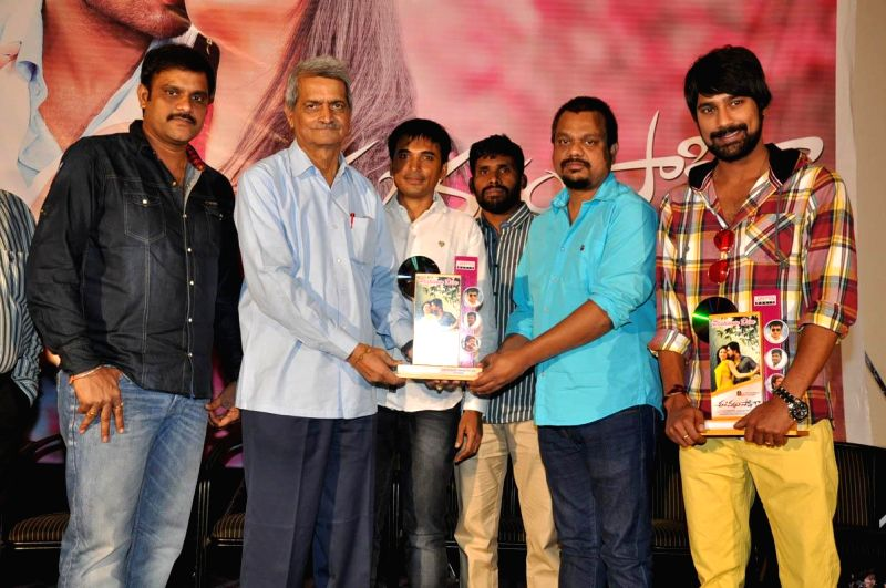 Ee Varsham Saakshiga Platinum disc function held in Hyderabad on Dec 9, 2014.
