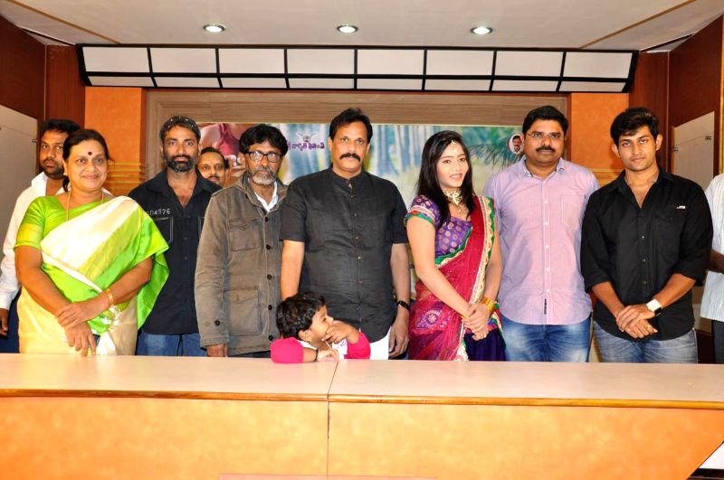 First look launch of film Toli Sandhya Velalo teaser.