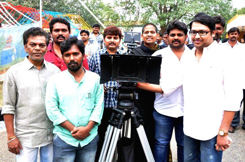 G Films Production No1 Movie Opening stills