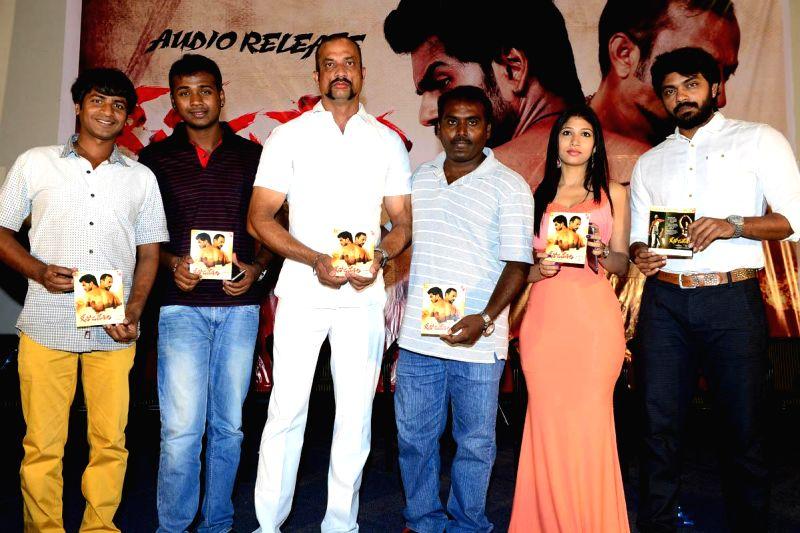 *Geetopadesam audio launch held  in Hyderabad** on March 14, 2015*.
