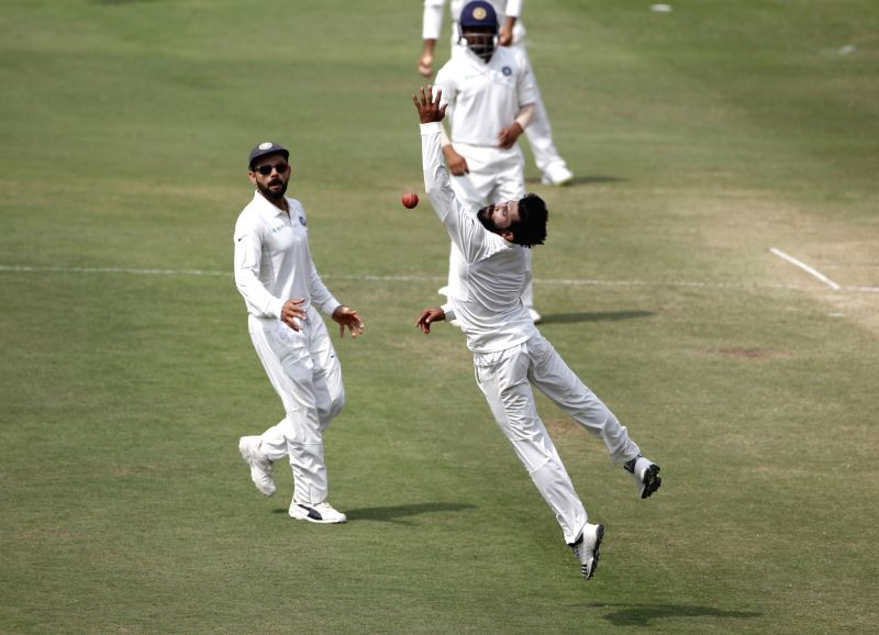 2nd Test: India need 71 runs for clean sweep vs West Indies