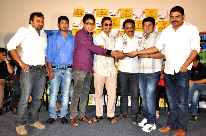 Ladies and Gentelmen success meet held today (04th Feb) morning at Hyderbad