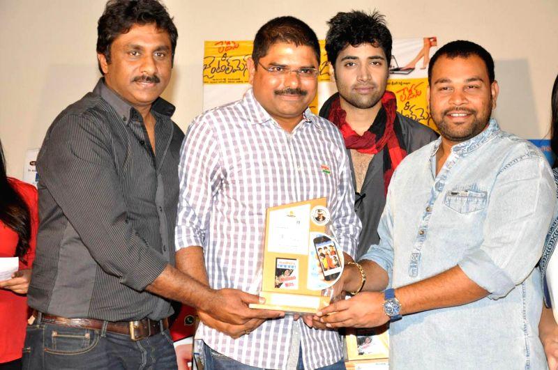Ladies and Gentilmen Platinum Disc function held at Hyderabad.