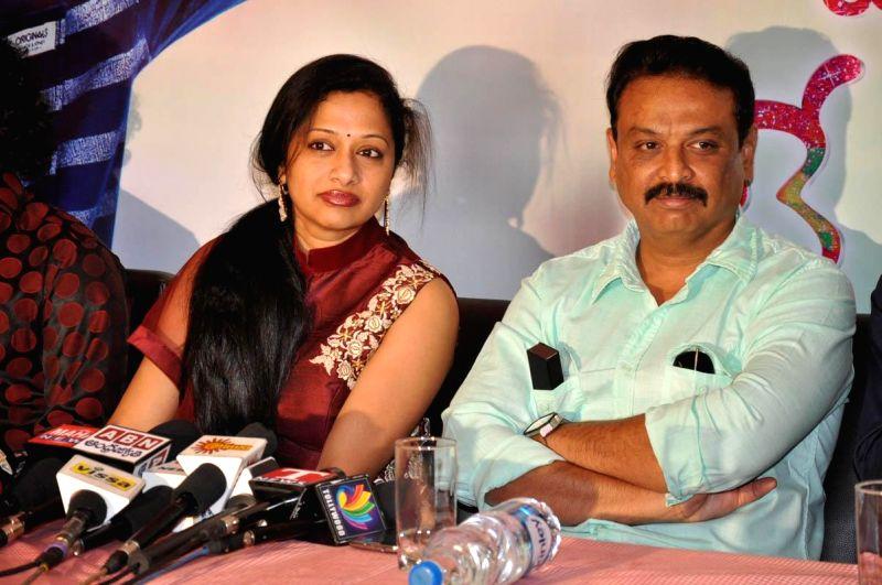 Lakshmi Raavemaa Intiki success meet held in Hyderabadon Dec 8, 2014.
