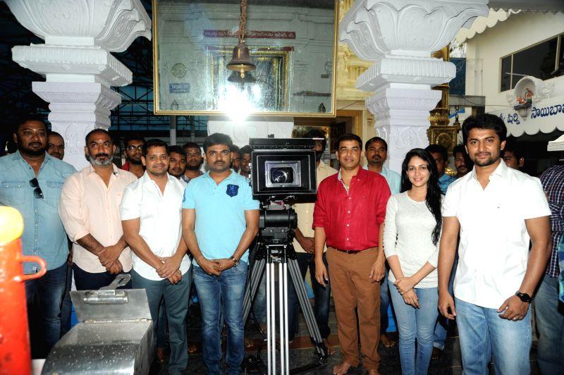 Launch of film Bhale Bhale Magadivoi.