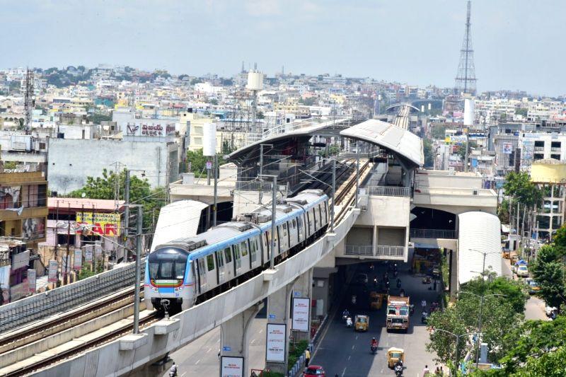 Hyderabad Metro Rail advisory to passengers