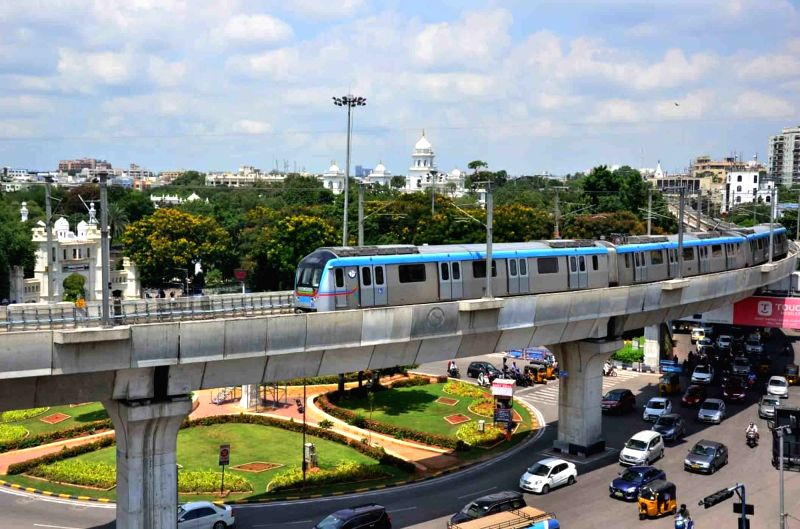 Hyderabad Metro to run from 7 a.m. to 10 p.m.