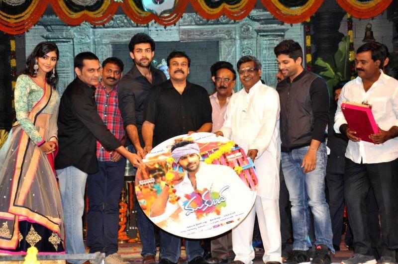 Mukunda audio release function held in Hyderabad on Dec 3, 2014 .
