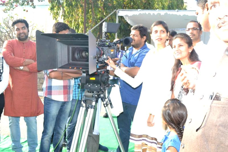 Nagarjuna and Karthi acting new film launched at Annapoorna Studios.