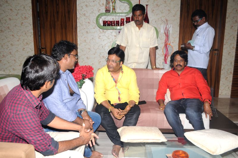 Nikhil movie SANKARABHARANAM opening .