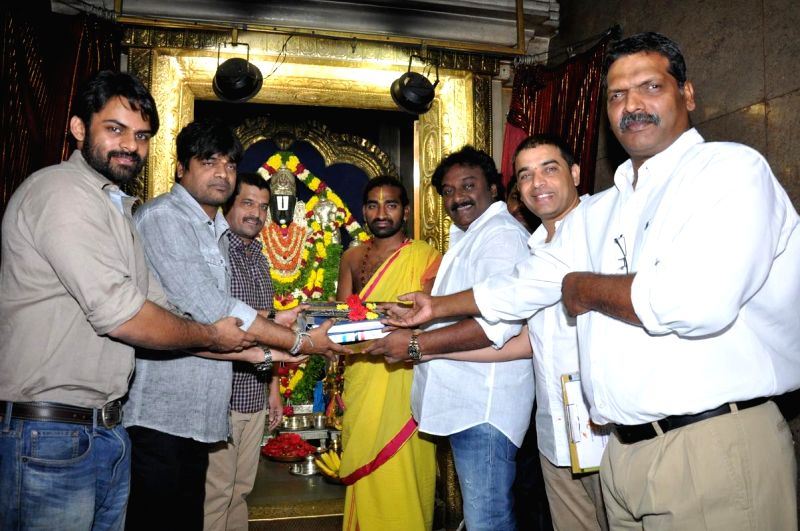 Opening of film Subramanyam.