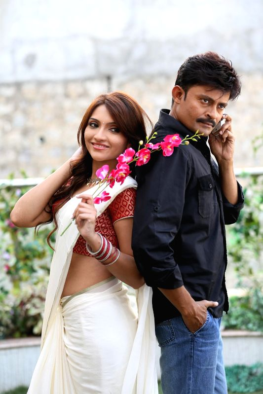 Photos from Telugu film `A Shyam Gopal Varma`.