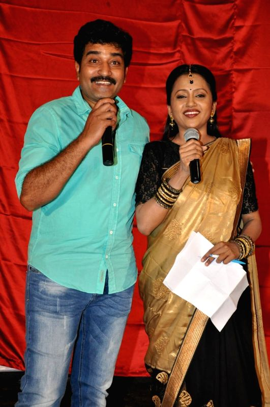 Press meet of Kundanapu Bomma on 25 April, 2015 in Hyderabad.