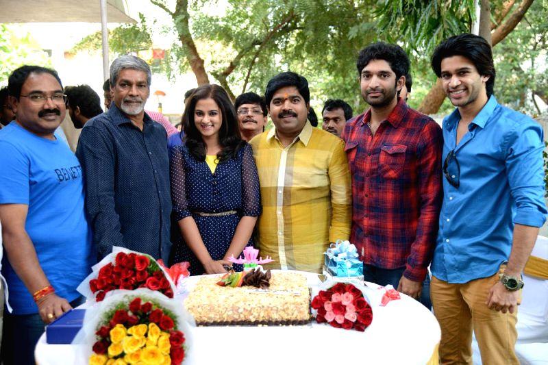 Producer Dasari Kiran Kumar birthday celebrations.