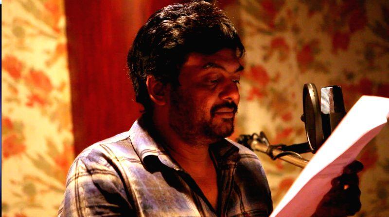 Puri Jagannadh voice over to Ladies and Gentlemen Telugu film .