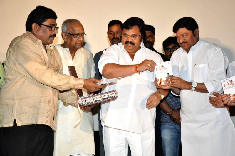 Rajendra Prasad acted Tommy film audio launch function held in Hyderabad on Thursday (26th Feb) evening.