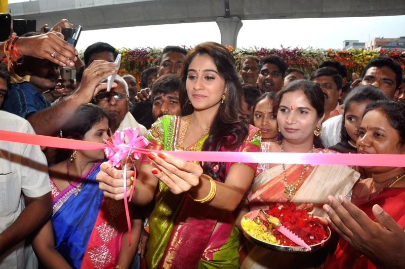 Regina Launches Chennai Shopping Mall  at Kukatpally.