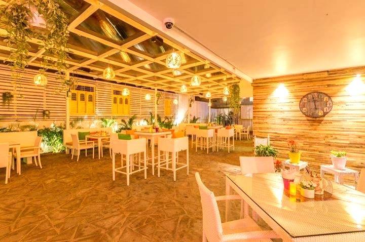 Smita opens TFL – The Food Lounge in Vijayawada.