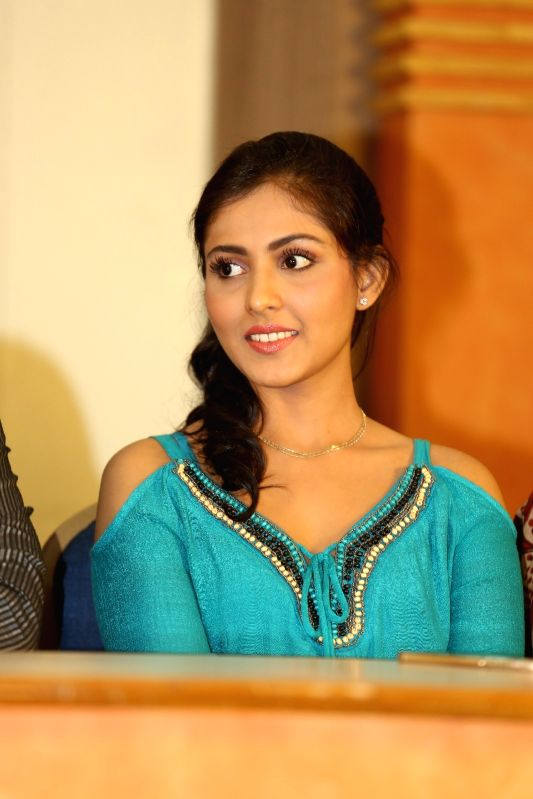 Spandana Success meet held at Film Chamber in Hyderabad on Tuesday 14th April.